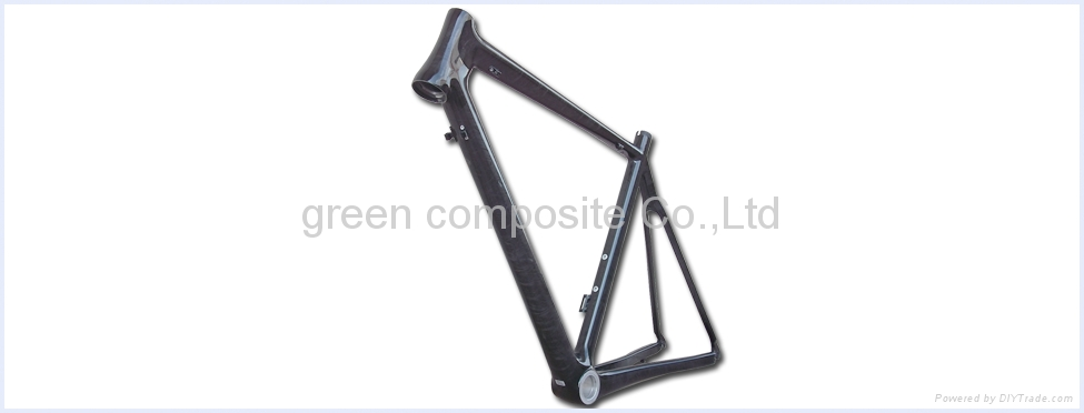 carbon bicycle road frame 3