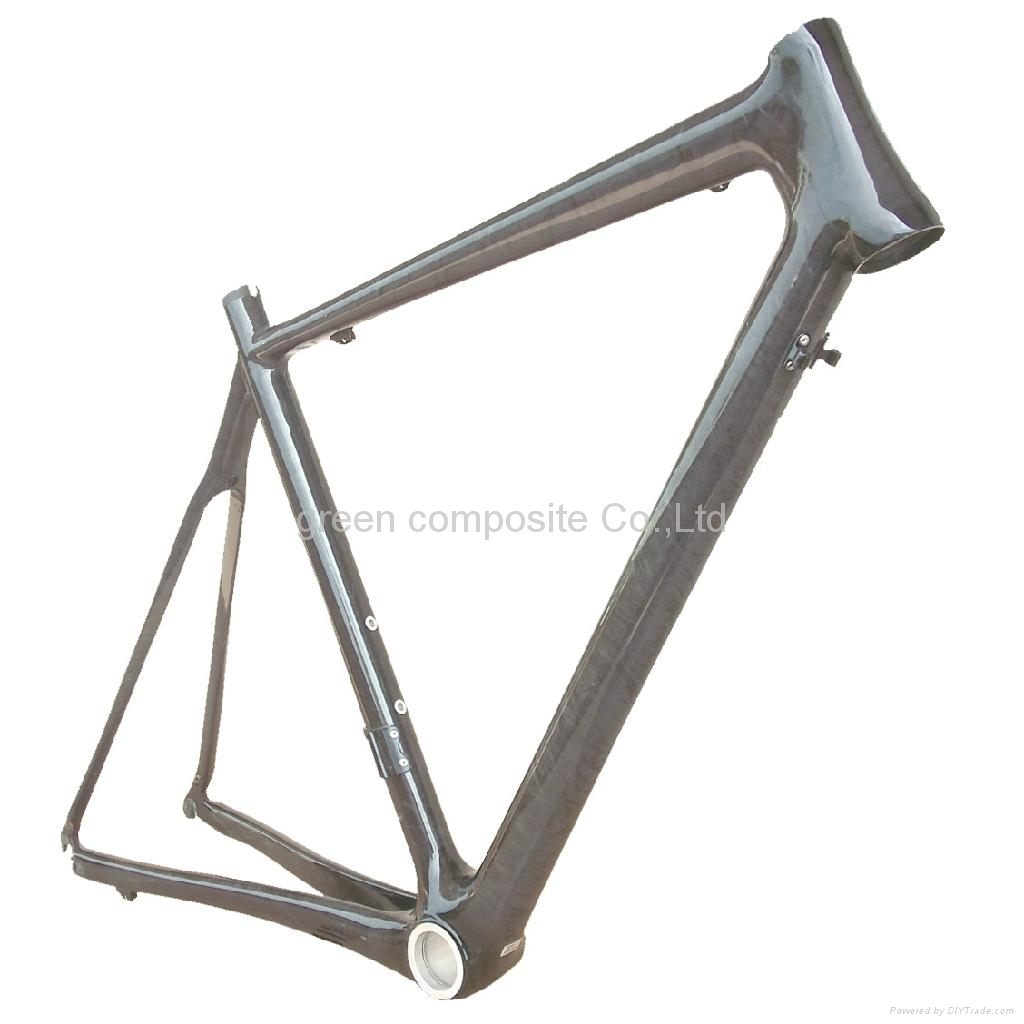carbon bicycle road frame 5