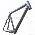 carbon mountain bike frmae 5
