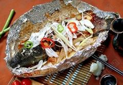锡纸烤鱼系列