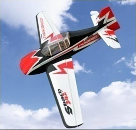R/C airplane model 1