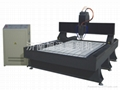 Heavy stone carving machine