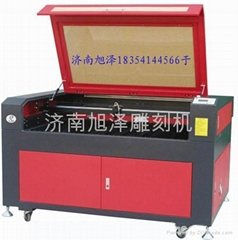 Dress hot drilling laser cutting machine