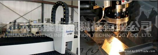 自動換料光纖激光切割機FC3015B02I-1000W 4