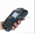 GPRS/CDMA/WiFi handheld pos terminal