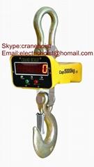 OCS LED electronic crane scale digital 3T 5t 15 Ton