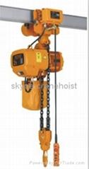 HSY 1T 2T electric chain hoist,chain
