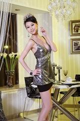 溫豪KTV公主服