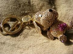 small dog keying-keys-Key chain