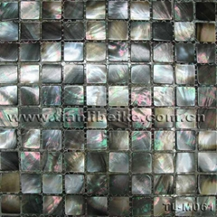 use for interior wall tile sea shell tile/mosaic