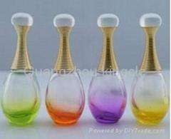 5ml perfume sample glass bottle,Q version