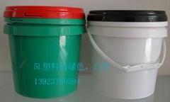 深圳榮德塑料桶5L廣口桶