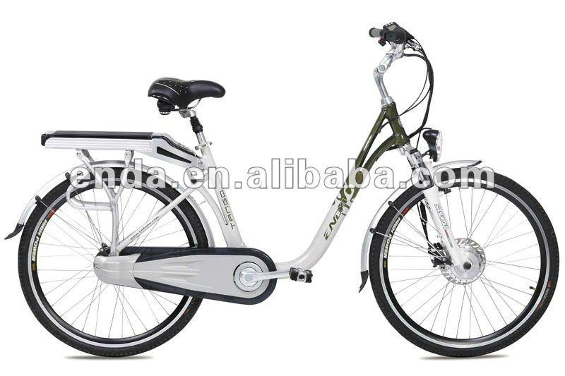 "26"" Inner 3 speed aluminium electric bicycles bikes Ebikes china/TDF26S005 1"