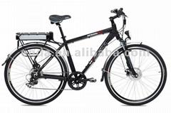 "28"" 250W Aluminium MTB electric bikes"