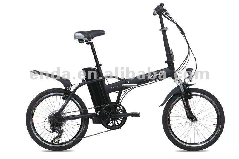 "20"" 250W Aluminium folding electric bike bicycles in china/TDM20Z003 1"