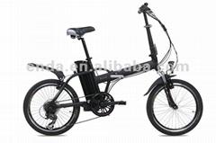 "20"" 250W Aluminium folding electric bike bicycles in china/TDM20Z003"