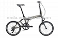 "20"" Aluminium folding bikes bicycles in"