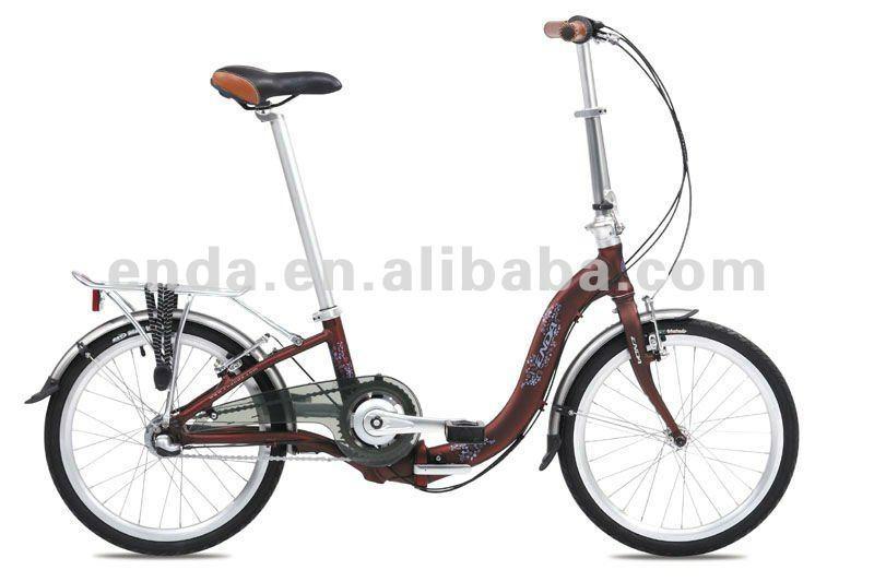 "Inner 3speed 20"" light aluminium folding bikes bicycles in china/SA033 1"