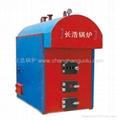 生物質工業氣化鍋爐