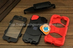 Griffin Survivor 2nd generation armor case for iPhone 5 5g,with retail box