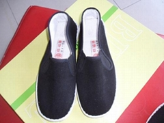 纯手工老北京怀旧布鞋