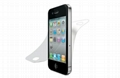 HOT sale for iphone 4 screen protector front back 1