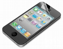 Anti-bubble screen protector for iPhone 4/4s