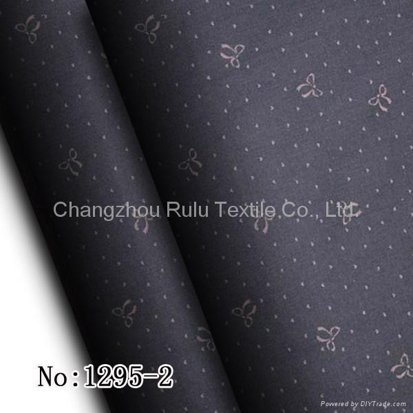 100% cotton clothes jacquard/denim/jeans fabric  1