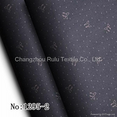 100% cotton clothes jacquard/denim/jeans fabric