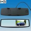 Clip-on Rearview Mirror Bluetooth Handsfree Car Kit KC0243 1