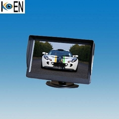 4.3 inch TFT lcd color car monitor KM0343