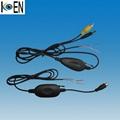 Wireless car camera FM transmitor and