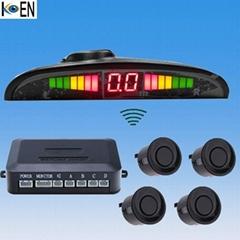 Car Wireless Parking Sensor Systems