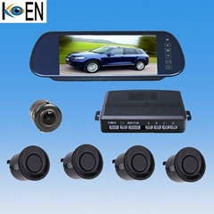 Car Video Reversing Sensors Systems