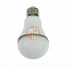 E27 5W Cool White Energy Saving LED Light Lamp Bulb Globe Lamp