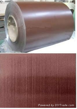 Color Galvanized Steel Coil/Sheet 1