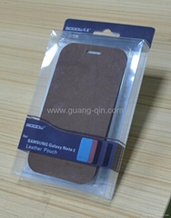 SAMSUNG Galaxy Note 2 Leather Protective Cover Cases/Shells