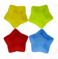 Silicone Star cake mould