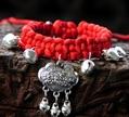 Bracelet restoring ancient ways