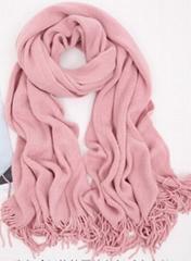 漂亮的圍巾