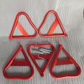 Aluminum Dirt Bike Triangular Stand 1