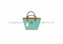 PP fashion tube handbag