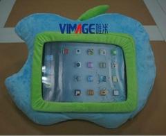 苹果型Ipad加热抱枕
