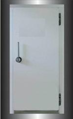 Semi-insulating door