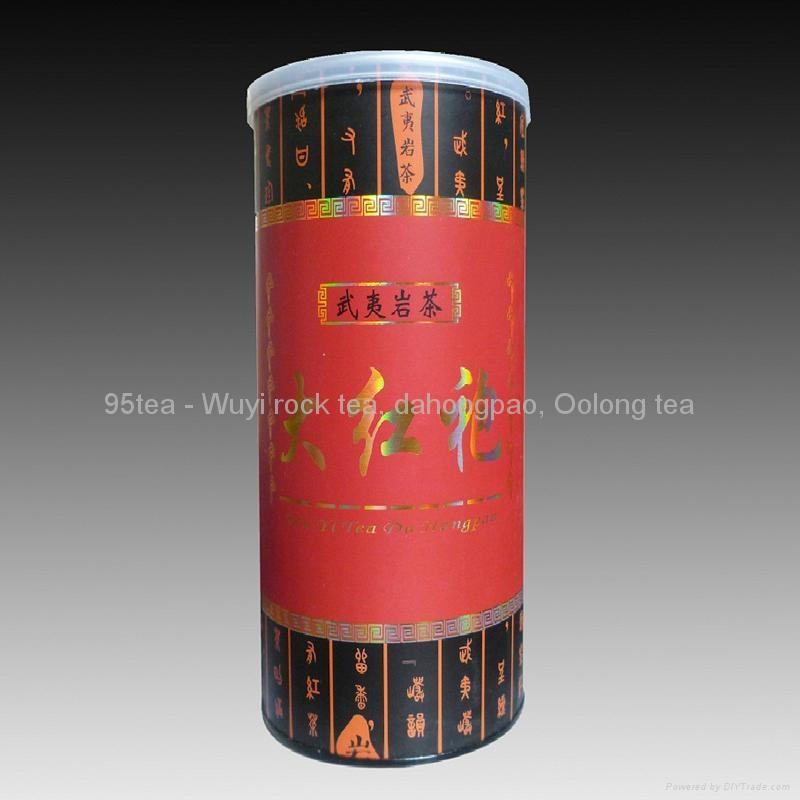 Fujian Wuyi Oolong tea, Da hong pao  200.00g/can 2