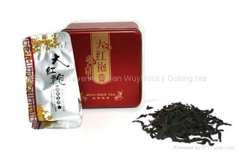 2012 New Wuyi Oolong tea 6g/bag  Da hong pao,  1