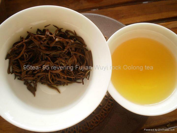 2012 Wuyi cliff black tea Jin Jun mei 6g/ bag 2