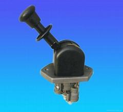 Truck brake system Hand brake valves