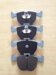 BMW ceramic brake pads
