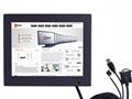 "10.4"" waterproof touch screen monitor"